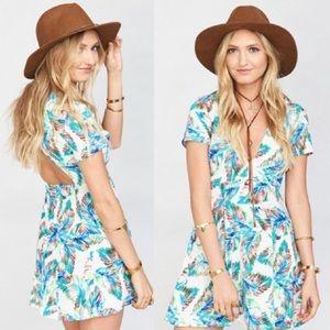 NWT SMYM Ibiza Dress